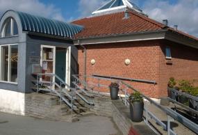 Aktivitets- og træningscentret A-huset i Rønde - Syddjurs Kommune